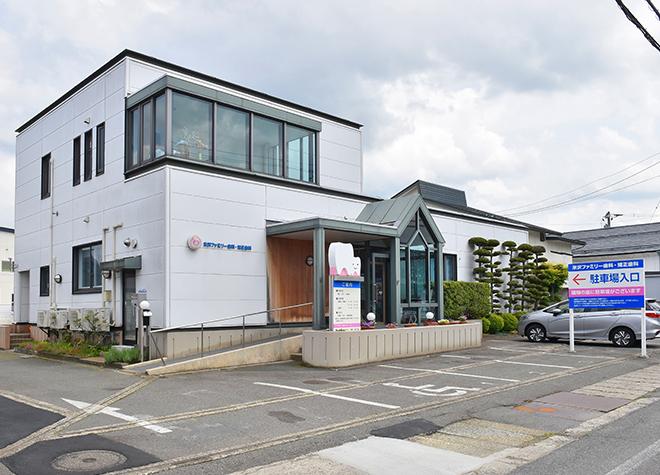 南米沢駅出口 徒歩11分 米沢ファミリー歯科・矯正歯科の写真5