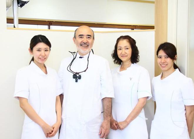経堂駅 北口徒歩1分 細田歯科医院写真1