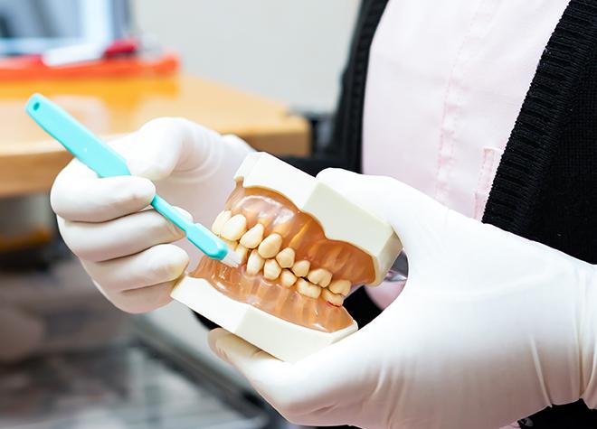 「行きたい歯医者さん」をめざし、負担が少ない治療