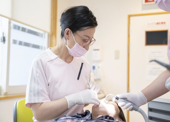 かなざわ歯科クリニックについて