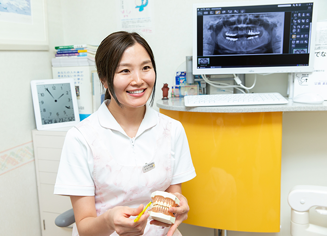 田無駅 北口バス 3分 みずた歯科医院のみずた歯科医院写真7