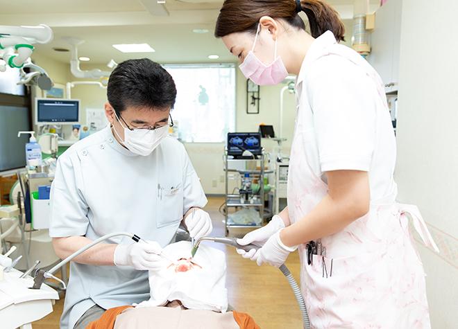 田無駅 北口バス 3分 みずた歯科医院のみずた歯科医院写真5