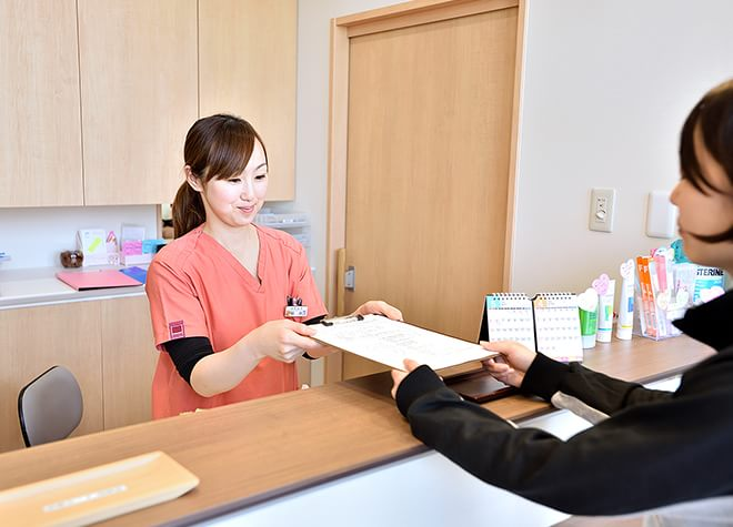松山市駅 車15分 すこやか歯科写真7