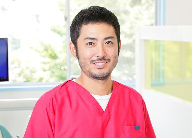 有福歯科医院の院長先生