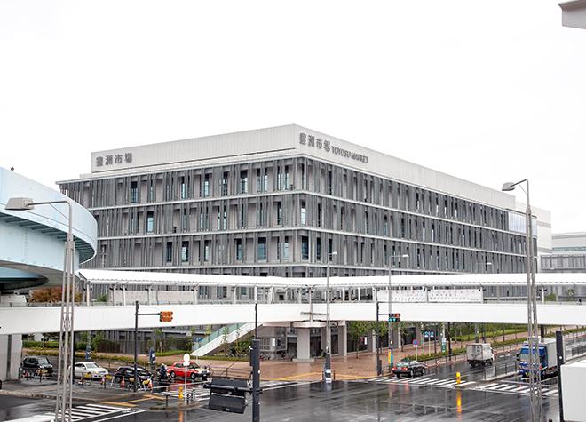 市場前駅 徒歩 3分 市場歯科併設江東区インプラント施設の外観写真6