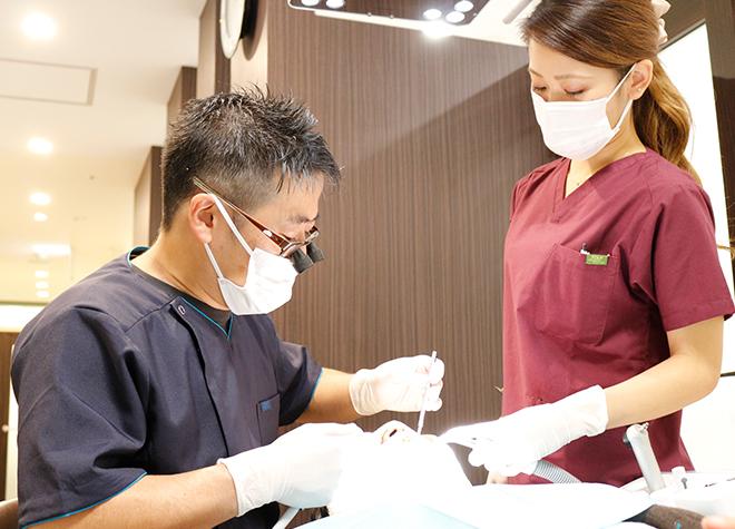 エスカ歯科・矯正歯科のスライダー画像4