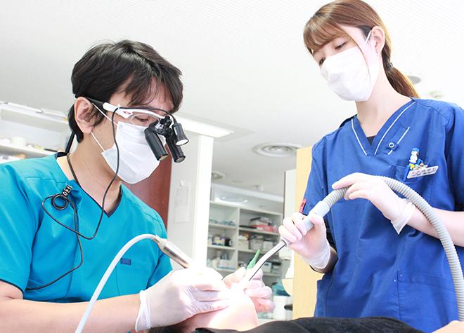 痛みが少ないからトラウマにならない歯医者さん
