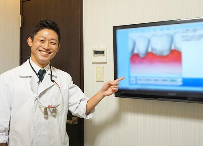 湘南台駅前歯科の院長先生