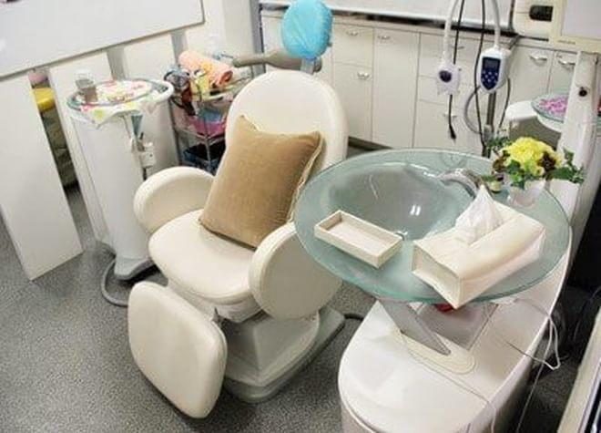 千葉駅 西口徒歩 3分 ロイヤル歯科医院の治療台写真3