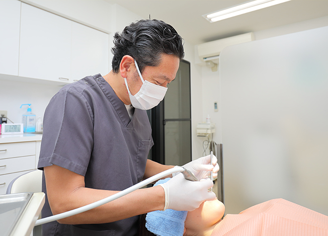 飯田橋駅C3出口 徒歩6分 いわぶち歯科の写真6