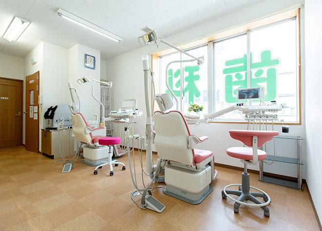 小田原駅 東口徒歩 2分 いけだ歯科の写真2