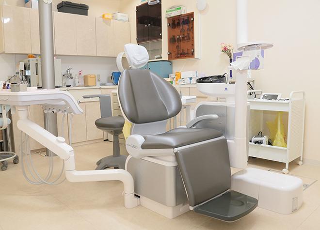 木曽川駅 出口車 12分 けい歯科クリニックの治療台写真3