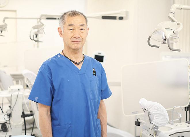 アコルデ歯科医院の院長先生