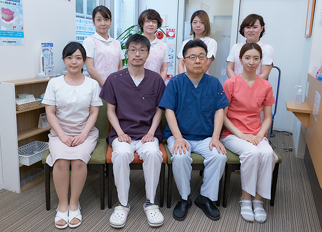 恵み野駅 西口徒歩 8分 恵み野ファミリー歯科写真1