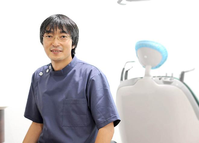 西川歯科医院の院長先生