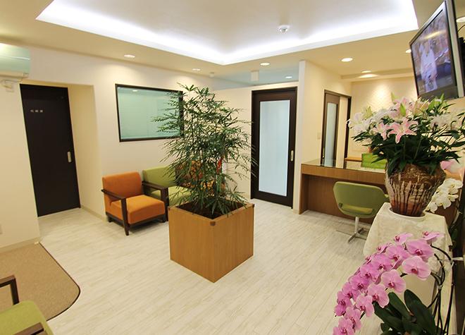 東小金井駅 北口徒歩 1分 長崎歯科医院写真3