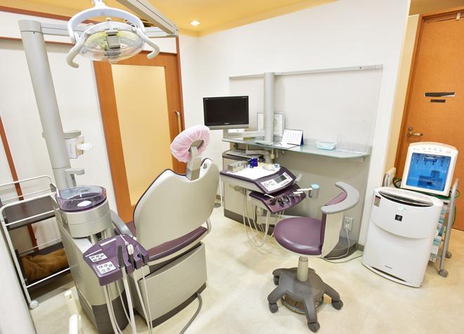 一橋学園駅 北口徒歩 2分 きそ歯科クリニックの診療室の風景写真7