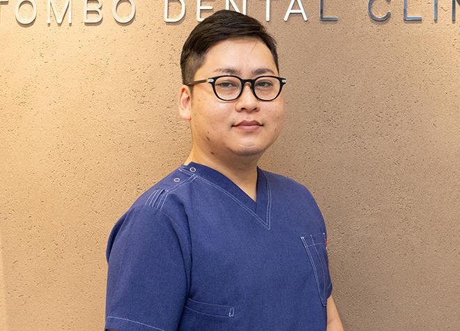 トンボ歯科クリニックの院長先生