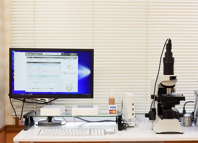 歯を失うリスクもある歯周病!顕微鏡で細菌を見ることも可能