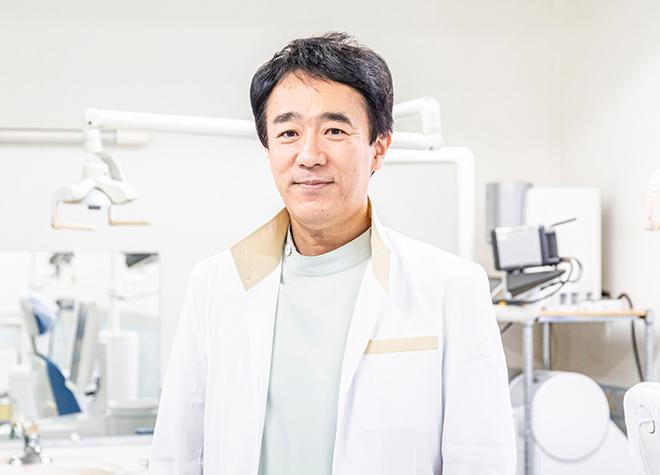 藤巻歯科医院 藤巻哲先生