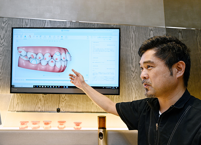目白歯科矯正歯科の画像