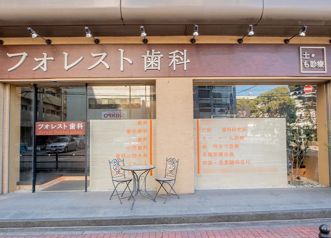 江坂駅 徒歩7分 フォレスト歯科写真1
