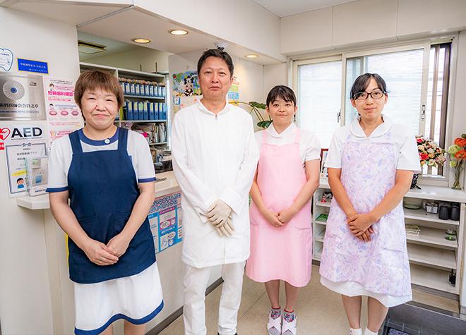 小岩駅 南口バス 5分 高木歯科医院写真1