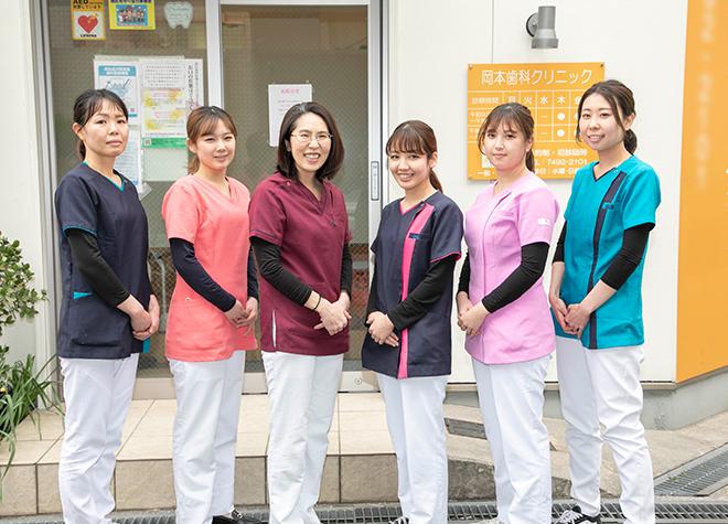弁天町駅 6番出口徒歩 7分 岡本歯科クリニック写真1