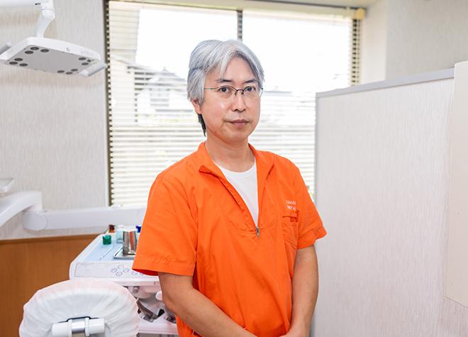 山本 忠浩先生