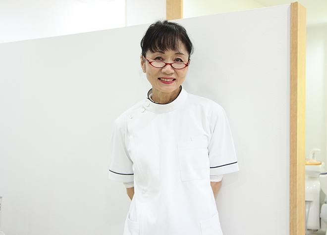 桑田歯科の院長先生