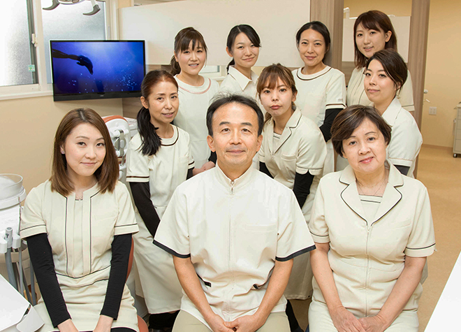 辻堂駅 北口徒歩 19分 齊藤歯科クリニック写真1