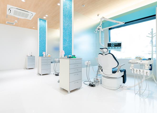 登戸駅 出口徒歩 1分 ALBA歯科&矯正歯科 登戸の写真6