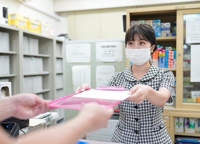 狐ヶ崎駅 出口徒歩 5分 杉山歯科医院の院内写真4