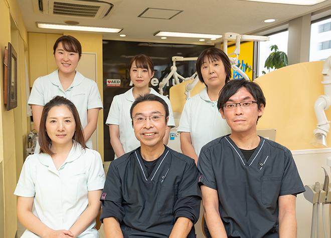 仙台駅 東口徒歩3分 アベニューデンタルクリニック写真1