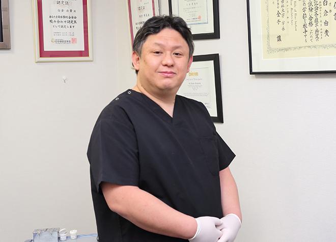 町田駅(JR) 北口徒歩 1分 白倉歯科クリニック写真1