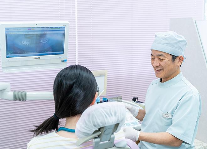 西川口駅東口 徒歩10分 いさわ歯科医院写真1