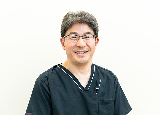 グラントウキョウスワン歯科・矯正歯科の院長先生