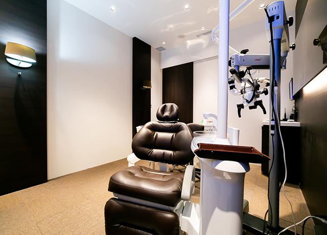 快適に過ごせる環境作り!ホテルのような内装や個室の診療室の設置