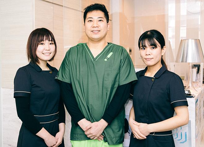 荻窪駅西口 徒歩2分  荻窪駅前歯科クリニックの写真1