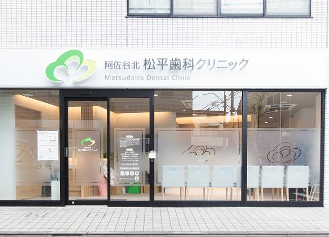 阿佐ヶ谷駅 出口徒歩2分 阿佐谷北 松平歯科クリニック写真1