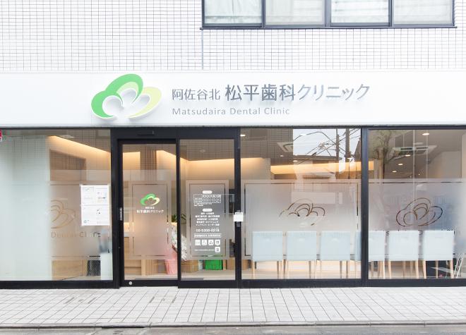 阿佐ヶ谷駅 出口徒歩2分 阿佐谷北 松平歯科クリニック写真2