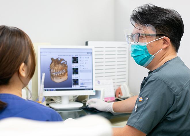 患者さんのライフスタイルを考慮した治療方法の提案