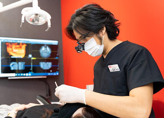 複雑な親知らずの抜歯にも対応!歯科用CTを導入