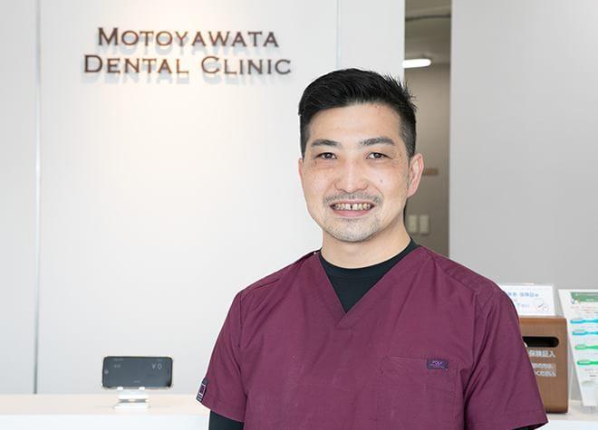 本八幡歯科クリニック 歯科医師