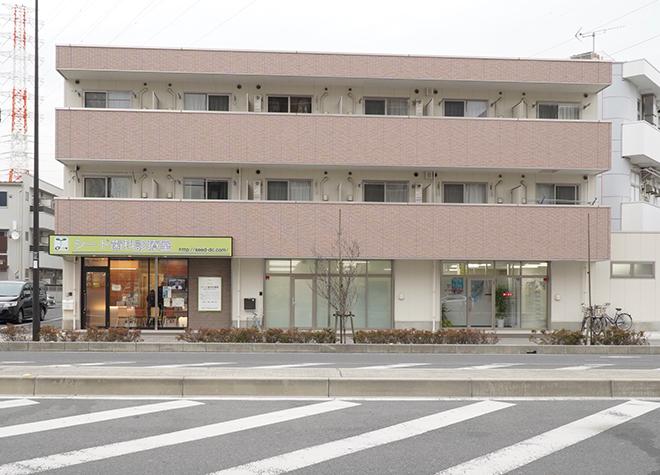 八潮駅 出口徒歩 3分 シード歯科診療室のシード歯科診療室 外観写真7
