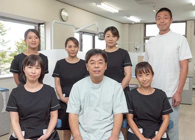 陸前山王駅 出口車3分 ありま歯科医院写真1