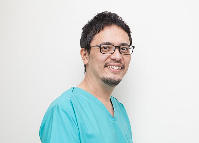 松原歯科クリニックの院長先生