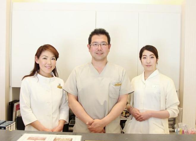 川口駅 東口徒歩 13分 おおぬま歯科クリニック写真1