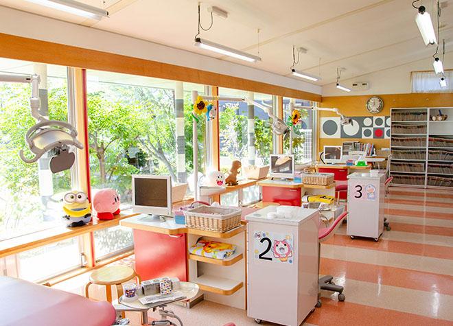 岡山駅 車20分 こやま子ども歯科クリニック写真1