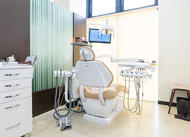 患者さんが選べる診療室のタイプ!個室と半個室を設置